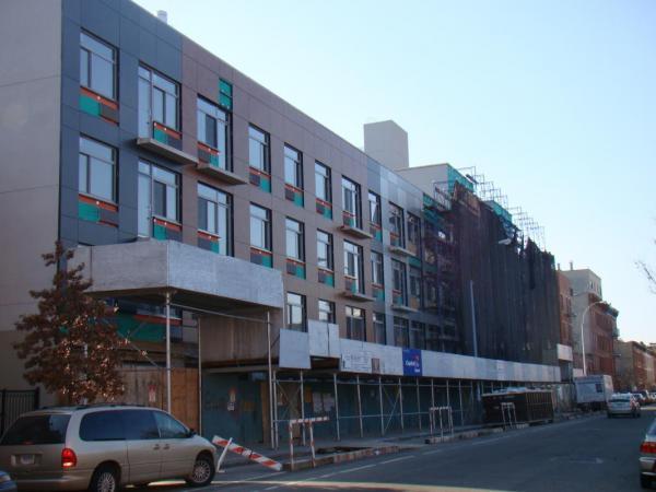 840 Bergen St. Apartment Building - Glencastle Builders